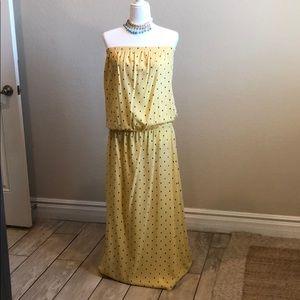 Hard Tail Tube Maxi Dress